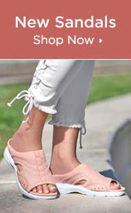 Shop New Sandals