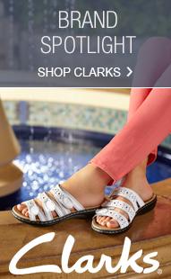 Clarks - Shop Now