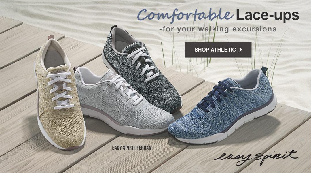 Comfortable Lace-ups - Shop Athletic.