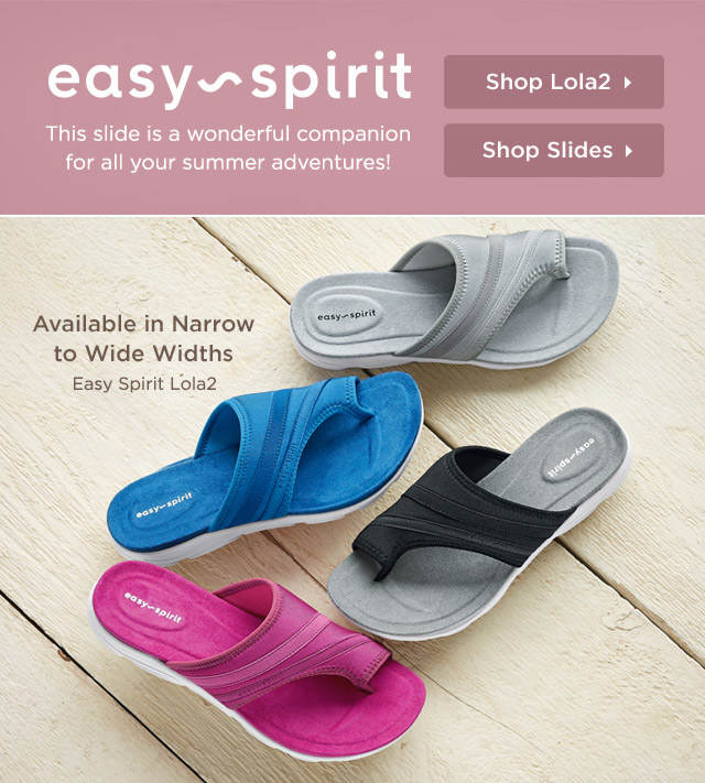 af3160f1b This slide sandal is a wonderful companion for all your summer adventures!  Shop the Easy