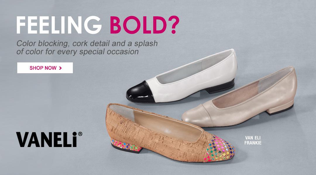 Feeling Bold? - Shop Now.