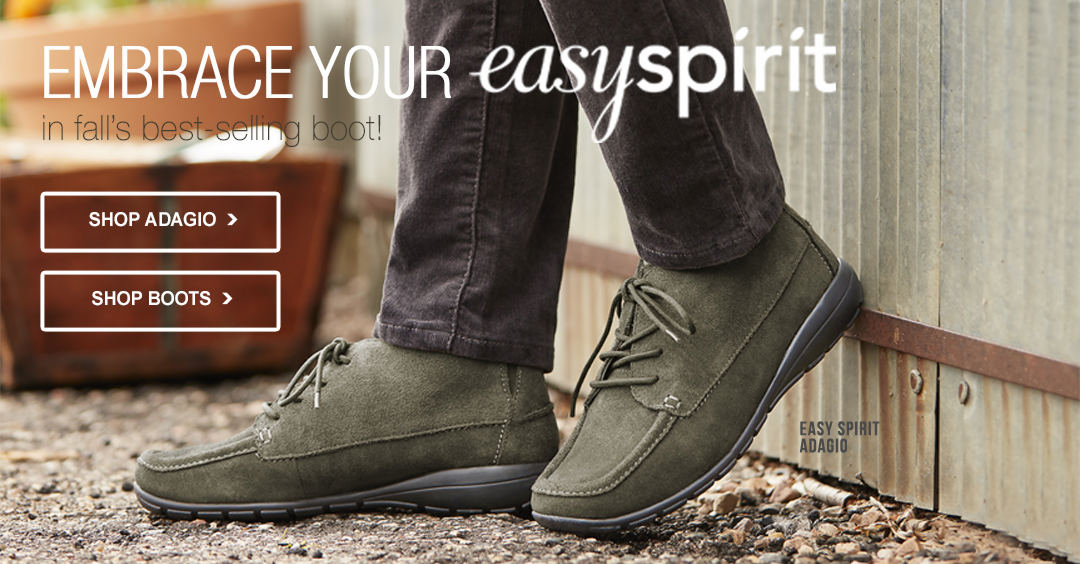 Embrace Your Easy Spirit in Fall's Best-Selling Boot!