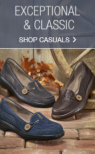 Casuals - Shop Now.
