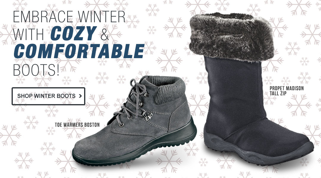 Embrace Winter With Cozy & Comfortable Boots - Shop Winter Boots.