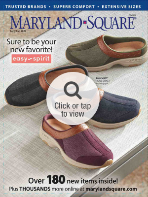 Browse the Early Fall Online Catalog