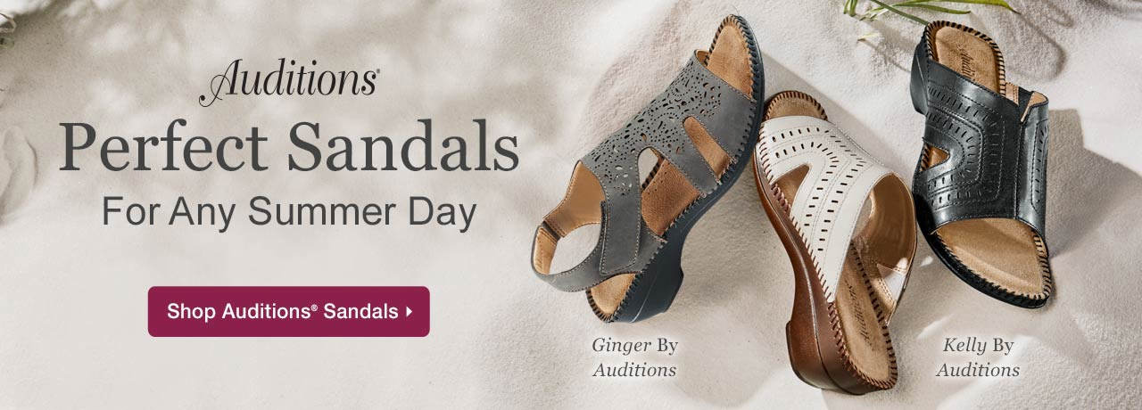 Shoes | Auditions