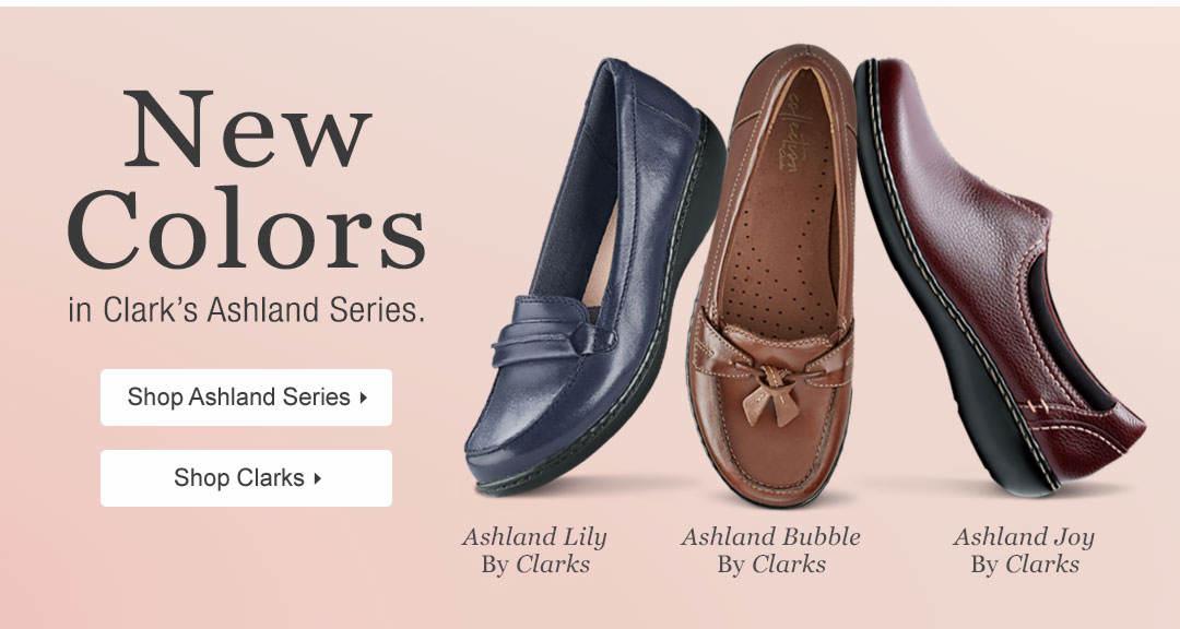 Shop Clarks Ashland Series