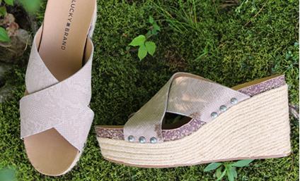 Shop Lucky Brand Sandals