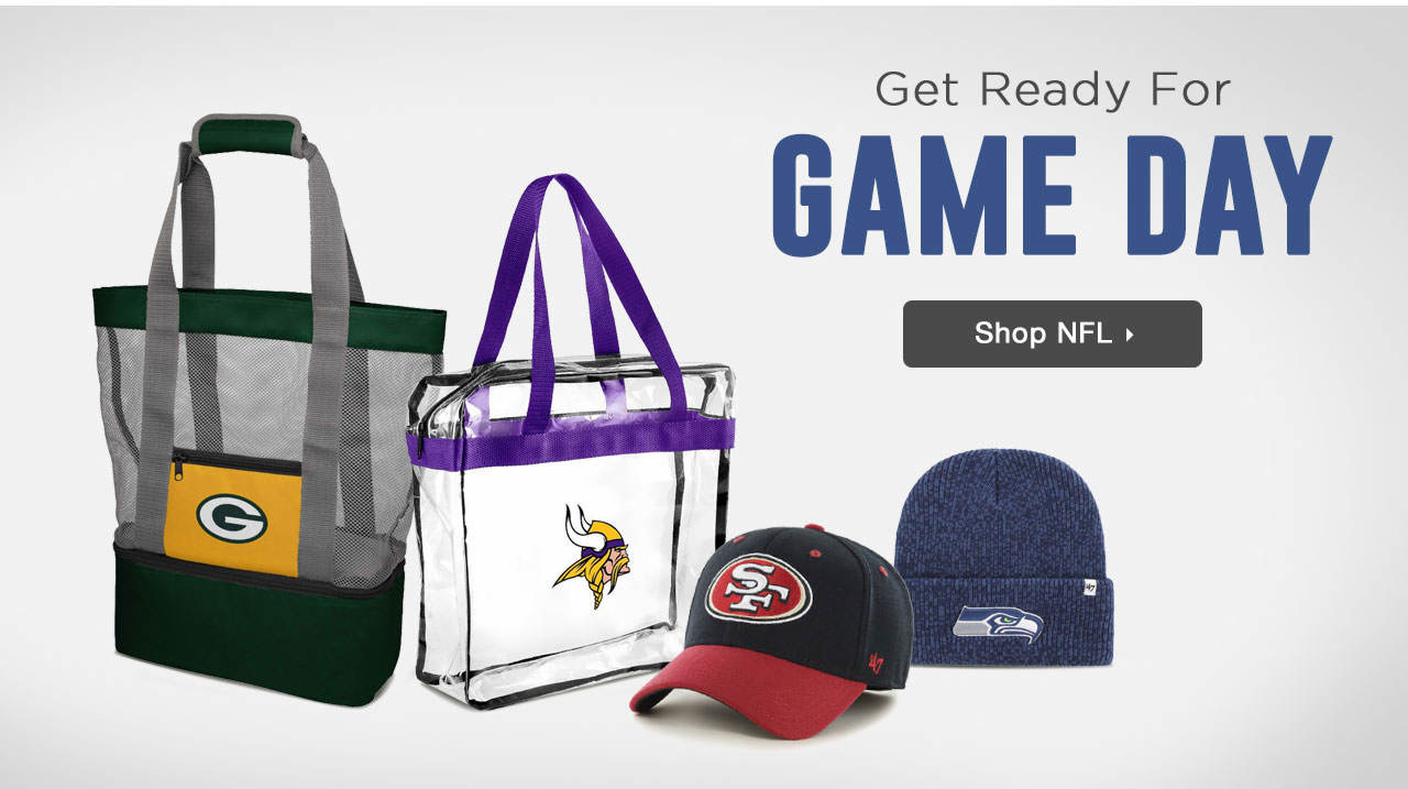 Get Game Day Ready!