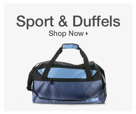 Shop Men's Duffel Bags
