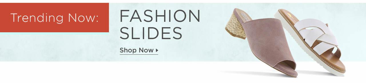 Shop Fashion Slides
