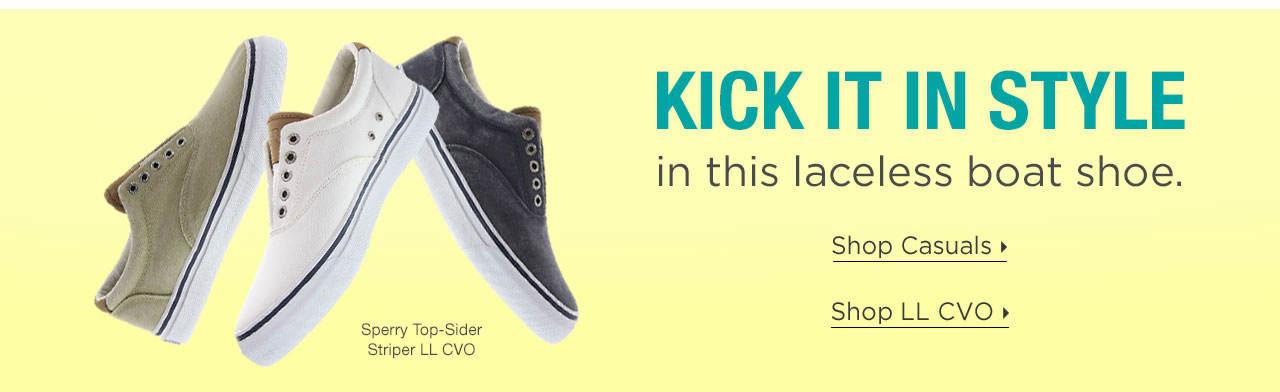 Shop Sperry Top-Sider Striper LL CVO