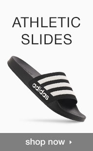 Shop Athletic Slides