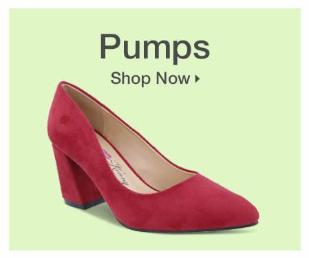 Shop Women's Pumps