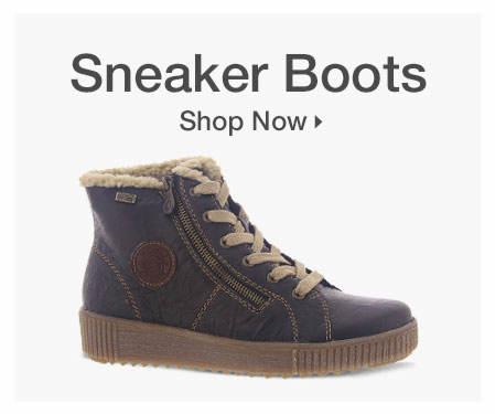 Shop Sneaker Boots