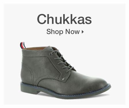 Shop Chukkas