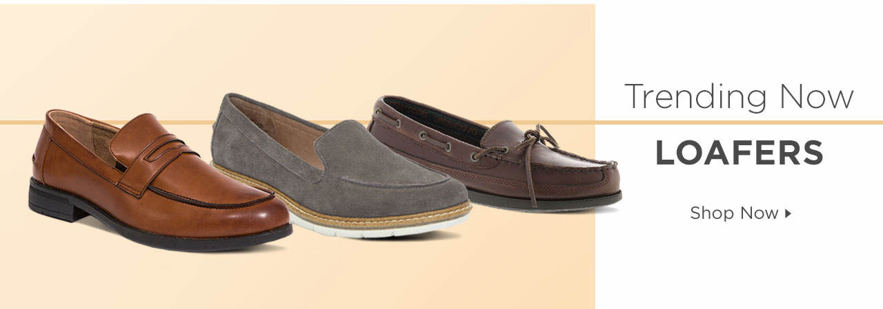 Trending Now: Loafters