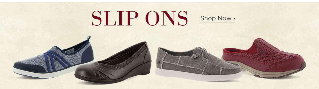 Shop Slip Ons