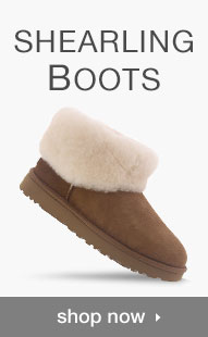 Shop Shearling Boots