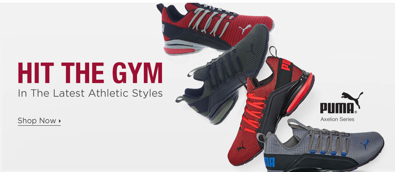 Hit THe Gym With New Styles