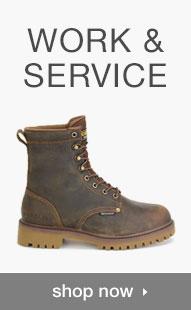 Shop Work & Service