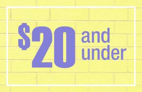 Shop Under $20