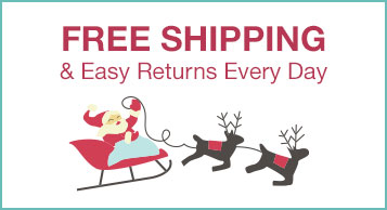 Free Shipping Every Day!