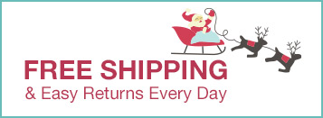 $Free Shipping Every Day!