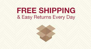Free Shipping Every Day