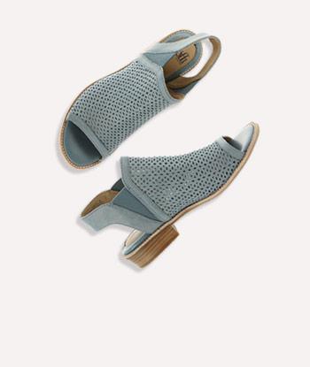 Perfed Sandals