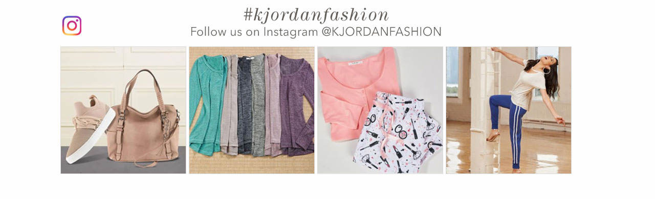 Follow us on Instagram @KJORDANFASHION