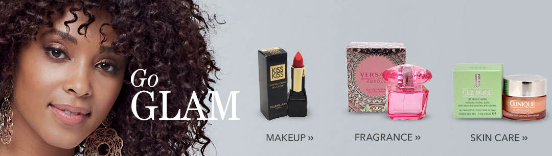 Get gorgeous and glam with makeup and fragrance from K. Jordan.