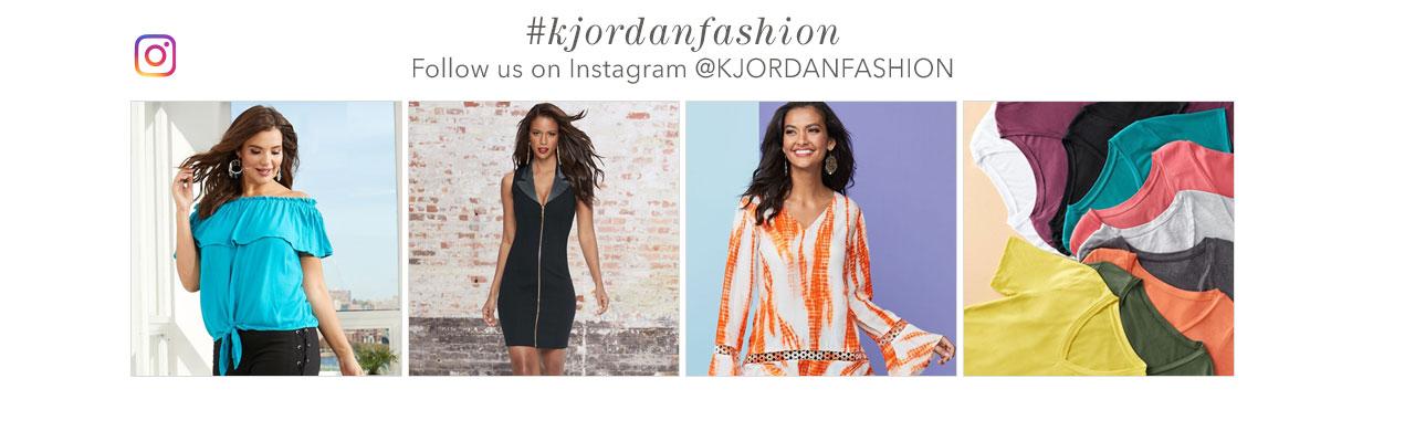 Follow us on Instagram @KJORDANFASHION