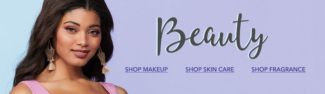 Shop makeup, skin care, and fragrances.