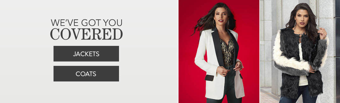 We've got you covered in jackets and coats for fall from K. Jordan.