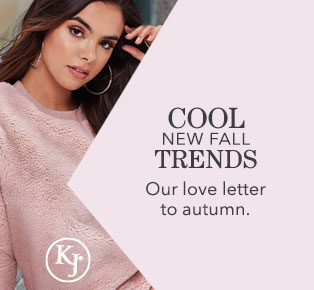 Cool New Fall Trends. Our Love Letter To Autumn.