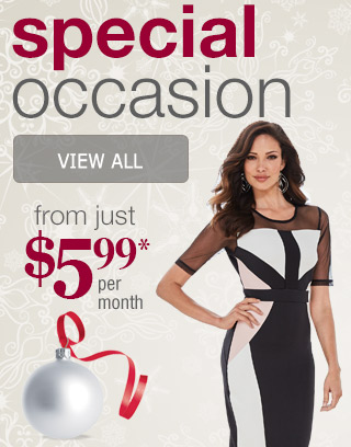 Shop Special Occasions