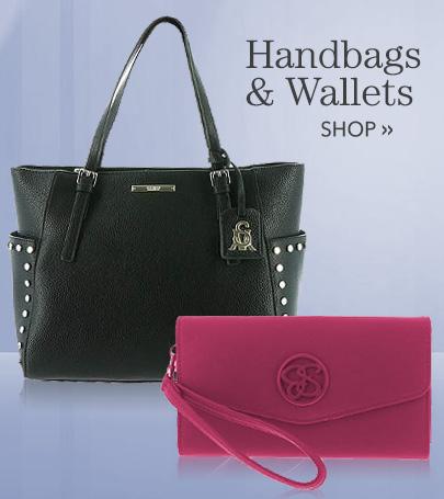 Shop Handbags and Wallets