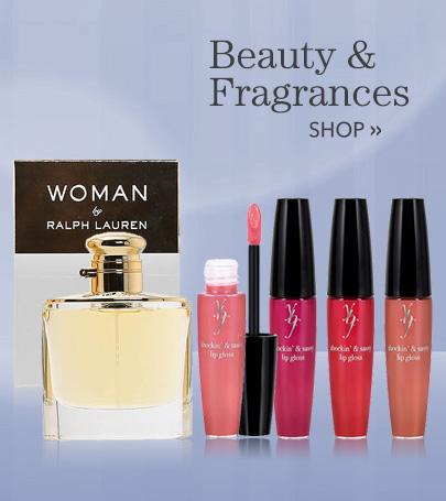 Shop Beauty and Fragrances