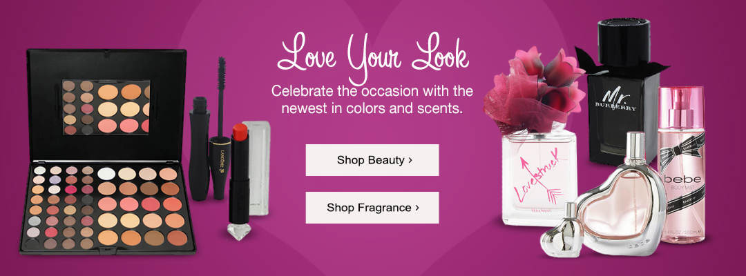 Celebrate Valentine's Day with the newest in colors and scents. Shop beauty and fragrance now.