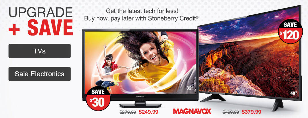 Get the best tech and newest releases today, pay later with Stoneberry Credit. Shop gaming now.