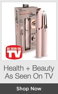 Shop Health + Beauty As Seen On TV