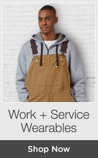 Shop Work + Service