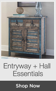 Shop Entryway + Hall Furniture