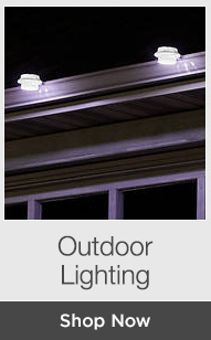 Shop Outdoor Lighting + Decor