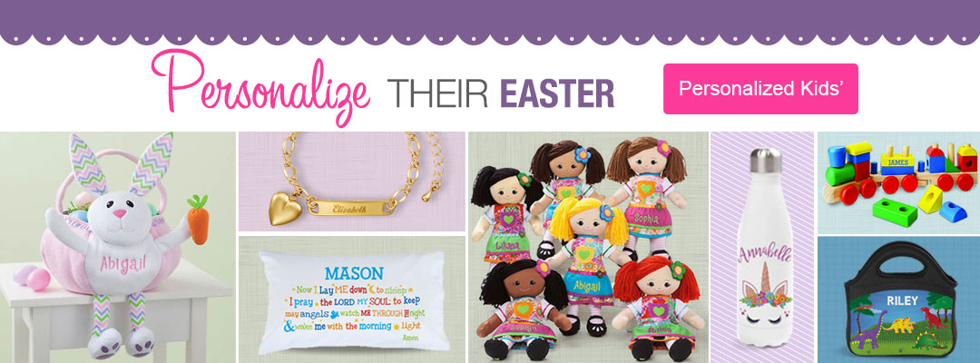 Personalize your Easter with low monthly payments. Shop now.