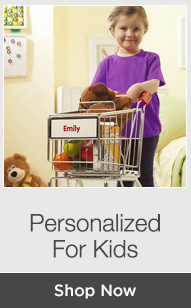 Shop Personalized Kids