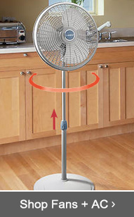 Shop Fans and Air Conditioners