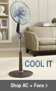 Shop Air Conditioners + Fans