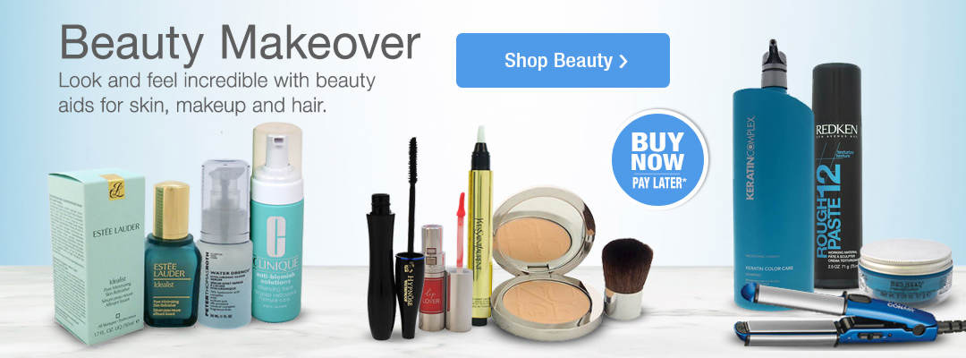 Look and feel incredible with beauty aids for skin, makeup and hair. Shop Beauty